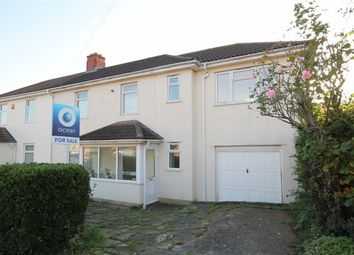 Thumbnail 4 bed semi-detached house for sale in Elberton Road, Sea Mills, Bristol