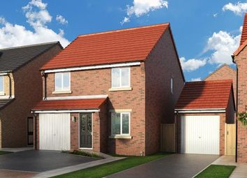 "Thumbnail 3 bed property for sale in ""The Yew At Moorland View, Bishop Auckland"" at Flambard Drive, Bishop Auckland"