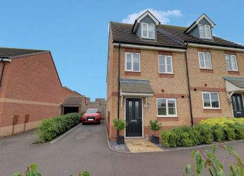 Thumbnail 3 bed semi-detached house for sale in Quincy Way, Marston Grange, Stafford