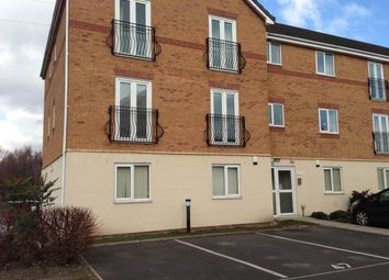 Thumbnail 2 bed flat to rent in 45 Moorside Close, Latchford, Warrington