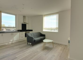 Thumbnail 1 bed flat for sale in John Street, Stockport