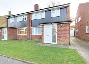 3 bed semi-detached house for sale in Hydefield Close, London N21