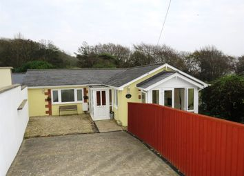 Thumbnail 2 bedroom detached bungalow for sale in Beach Road, Swanbridge, Penarth
