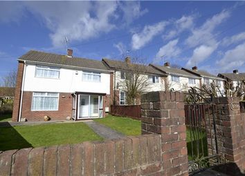 Thumbnail 3 bedroom end terrace house for sale in St. Lucia Close, Horfield, Bristol