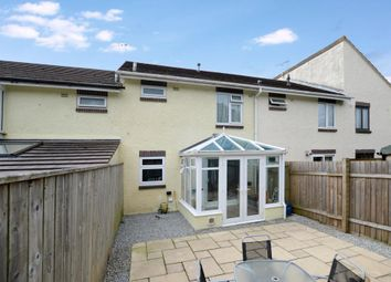 Thumbnail 3 bed terraced house for sale in Burnley Close, Newton Abbot, Devon