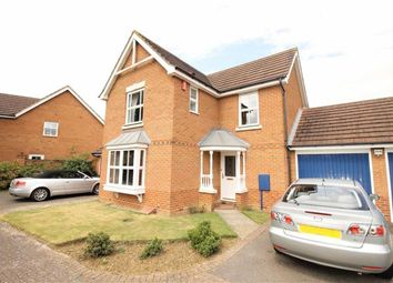 Thumbnail 3 bed detached house to rent in Plymouth Grove, Tattenhoe, Milton Keynes