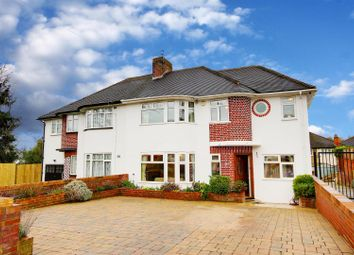 Thumbnail 5 bedroom semi-detached house for sale in Hampden Way, Southgate