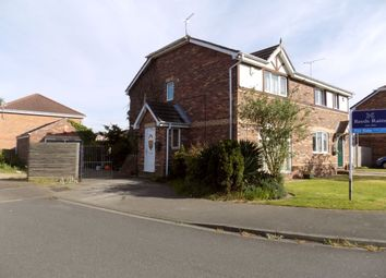 Thumbnail 3 bed semi-detached house for sale in Granby Court, Armthorpe, Doncaster