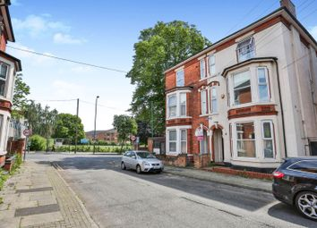 Thumbnail 2 bedroom flat to rent in Ebury Road, Nottingham