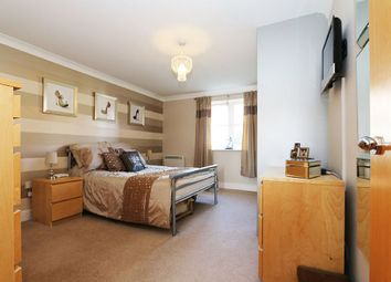 Thumbnail 2 bed flat for sale in St. Andrews Close, Wakefield, West Yorkshire