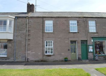 Thumbnail 3 bed terraced house for sale in West Street, Norham, Berwick Upon Tweed, Northumberland