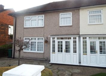 Thumbnail 3 bedroom property to rent in Martina Terrace, Manford Way, Chigwell
