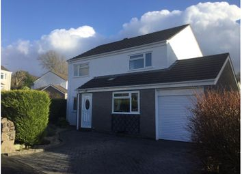 Thumbnail 5 bed detached house for sale in Cil Y Graig, Llanfairpwllgwyngyll