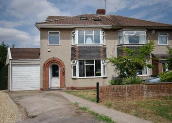 Thumbnail 5 bed semi-detached house for sale in Fouracre Crescent, Downend, Bristol