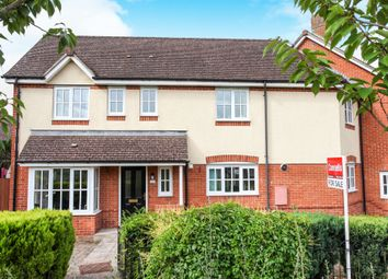 Thumbnail 4 bed end terrace house for sale in Oaklands Avenue, Amesbury, Salisbury