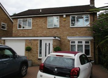 Thumbnail 4 bed detached house for sale in Maplefield, Park Street, St.Albans
