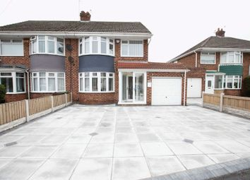 Thumbnail 3 bed semi-detached house for sale in Penrith Crescent, Maghull, Liverpool