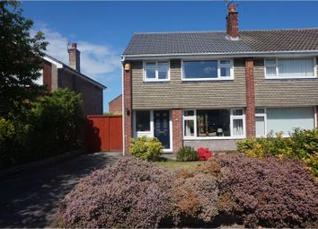 Thumbnail 3 bed semi-detached house for sale in Thirlmere Drive, Southport