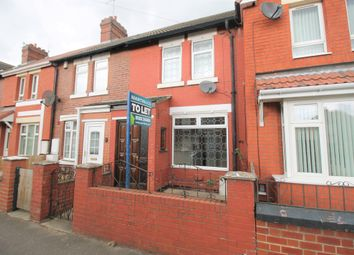 Thumbnail 2 bed terraced house to rent in Fisher Street, Bentley, Doncaster