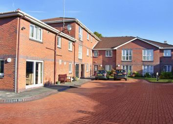 Thumbnail 1 bed flat for sale in Marlborough Court, Liverpool
