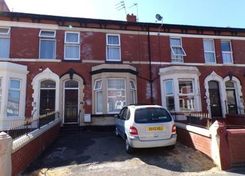 Thumbnail 5 bed terraced house for sale in Carshalton Road, Blackpool, Lancashire