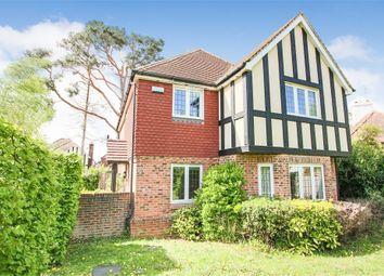 Thumbnail 4 bed detached house for sale in Rowplatt Close, Felbridge, Surrey