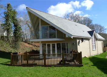 Thumbnail 4 bed detached house for sale in Trewhiddle Village, St. Austell, Cornwall