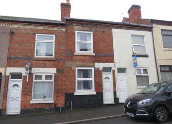 2 bed terraced house to rent in Surrey Street, Derby DE22