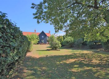 Thumbnail 3 bed detached house for sale in Gallows Hill, Redgrave, Diss