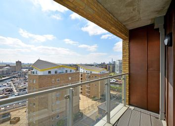 Thumbnail 1 bedroom flat for sale in Basin Approach, London