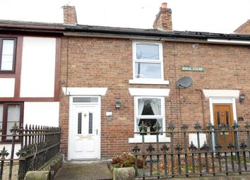 Thumbnail 2 bedroom terraced house for sale in Vale View Bottom Road, Summerhill, Wrexham
