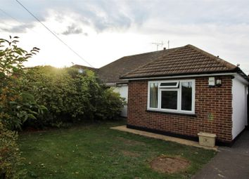 Thumbnail 2 bed semi-detached bungalow for sale in Haven Road, Canvey Island