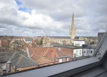 Thumbnail 1 bed flat for sale in St Cuthberts House, 7 Upper King Street, Norwich, Norfolk