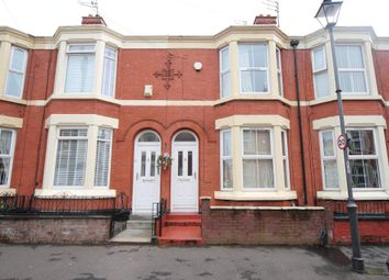 Thumbnail 3 bedroom terraced house to rent in Guelph Street, Kensington, Liverpool