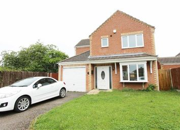 Thumbnail 4 bed detached house to rent in Corner Pin Close, Chesterfield, Derbyshire