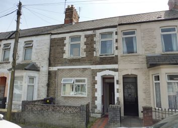 Thumbnail 5 bedroom terraced house for sale in Moy Road, Roath, Cardiff