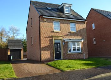 Thumbnail 4 bed town house for sale in Cairncross Place, Coatbridge