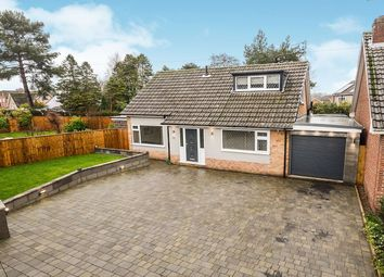 Thumbnail 3 bed detached house for sale in Moor Lane, Haxby, York