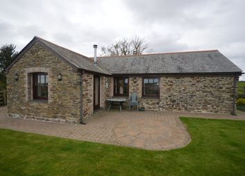 Thumbnail 3 bed detached bungalow to rent in Ruan High Lanes, Truro