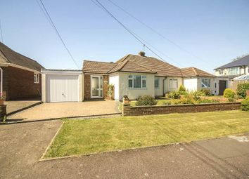 Thumbnail 2 bed semi-detached bungalow for sale in Alexandra Road, Capel-Le-Ferne, Folkestone