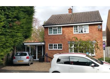Thumbnail 4 bedroom detached house for sale in Green Farm End, Kineton