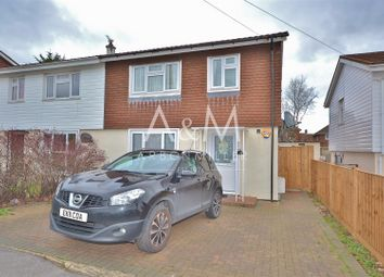 3 bed semi-detached house for sale in Huntsman Road, Ilford IG6
