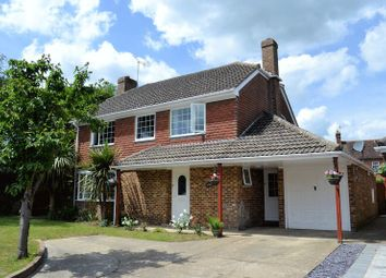 Thumbnail 4 bed detached house for sale in Greenside, High Halden, Ashford