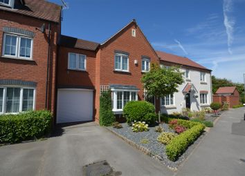 Thumbnail 4 bed town house for sale in Camelot Street, Ruddington, Nottingham