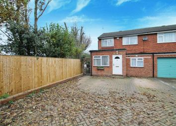 Thumbnail 3 bed semi-detached house for sale in Snowdrop Way, Widmer End, High Wycombe