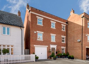 Thumbnail 4 bedroom town house for sale in Deyley Way, Singleton, Ashford