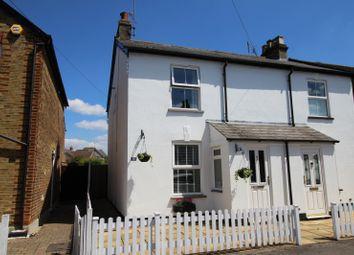 Thumbnail 2 bed semi-detached house for sale in Denham Road, Egham, Surrey