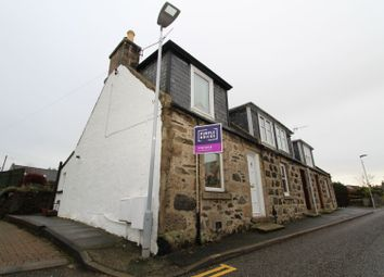 Thumbnail 1 bed end terrace house for sale in Cowgate, Oldmeldrum, Inverurie