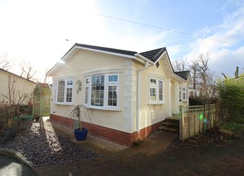 Thumbnail 2 bed mobile/park home for sale in Organford, Poole