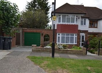 Thumbnail 3 bedroom semi-detached house to rent in Corri Avenue, London